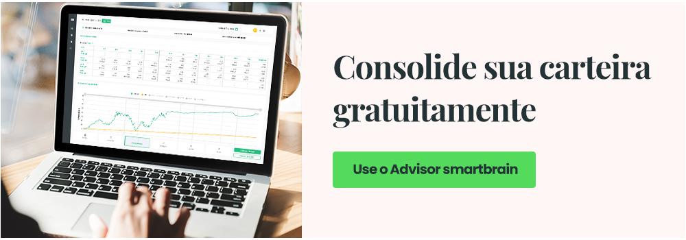 Consolide sua carteira de investimentos gratuitamente
