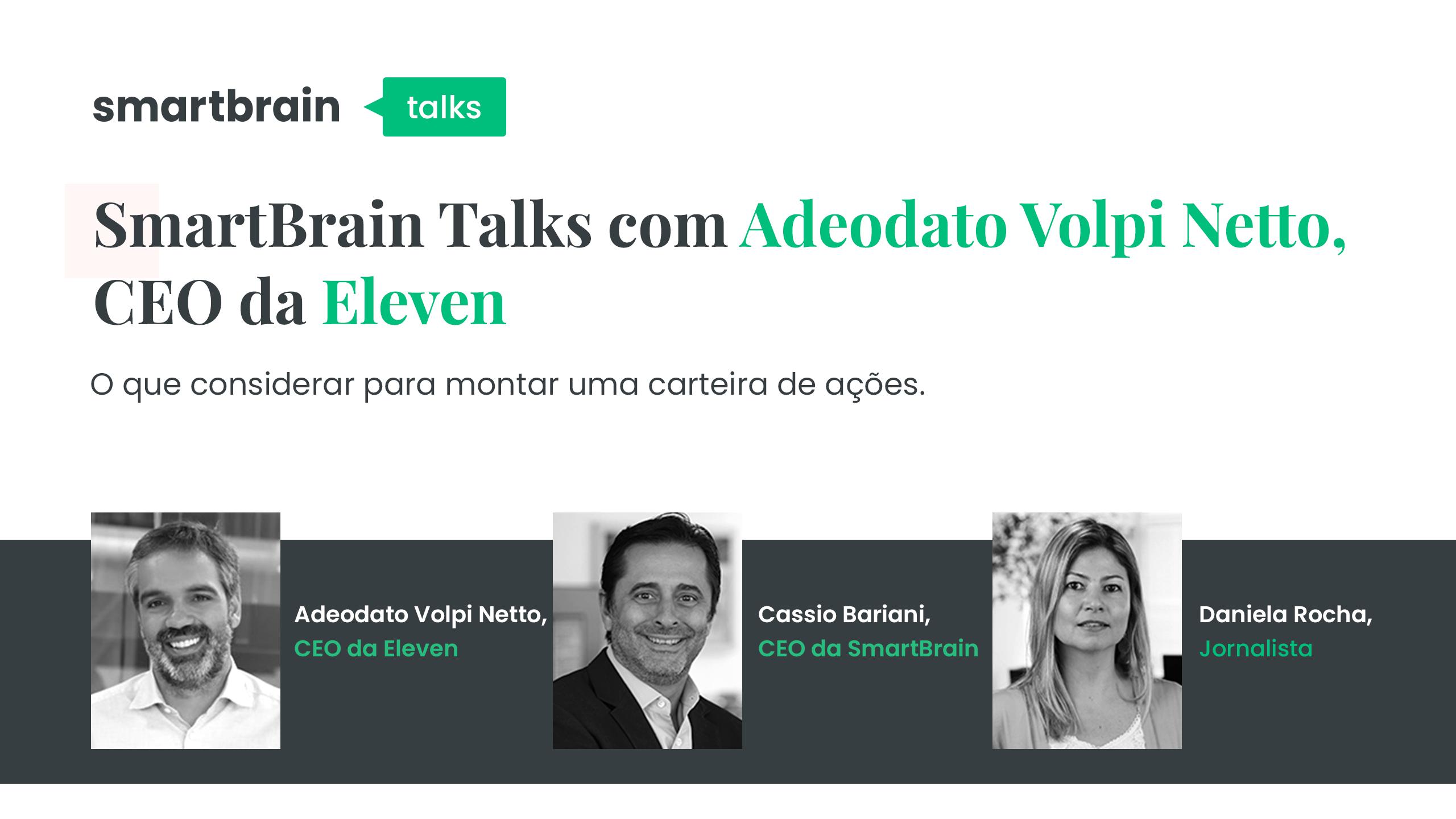 SmartBrain Talks com CEO da Eleven