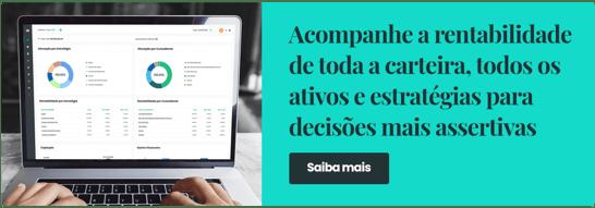 Advisor, consolidador de investimentos da SmartBrain